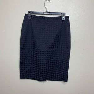 Tommy Hilfiger Navy Blue Skirt